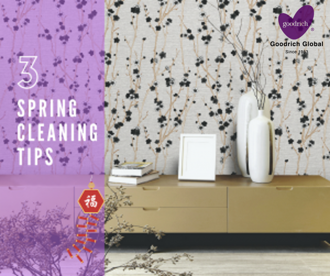 Spring Cleaning Survival Guide – Top 3 Spring Cleaning tips